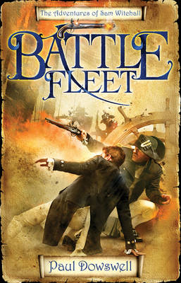 Battle Fleet: The Adventures of Sam Witchall (Paperback)
