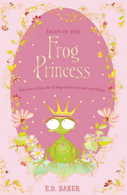 Tales of the Frog Princess (Paperback)