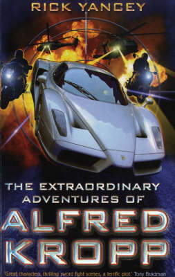 The Extraordinary Adventures of Alfred Kropp (Paperback)