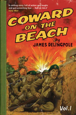 Coward on the Beach (Paperback)