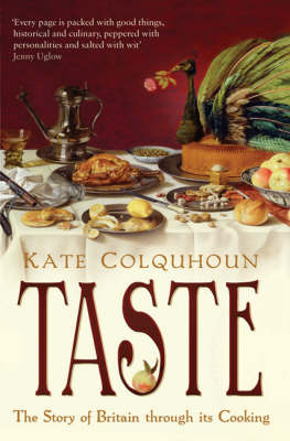 Taste: The Story of Britain Through Its Cooking (Paperback)