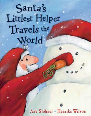 Santa Littlest Helper Travel World (Hardback)