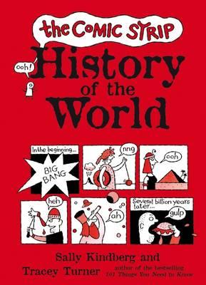 The Comic Strip History of the World (Hardback)