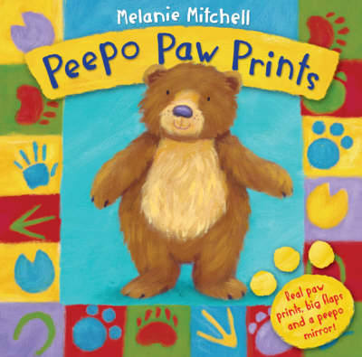 Peepo Paw Prints (Board book)