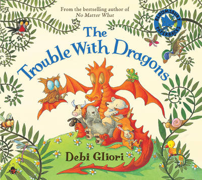 The Trouble with Dragons (Paperback)