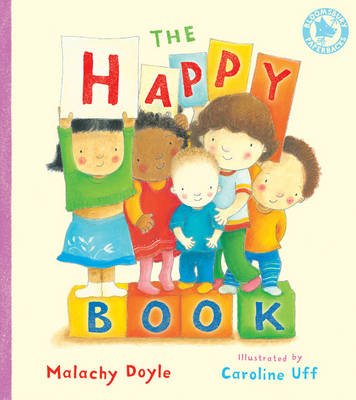 The Happy Book (Paperback)