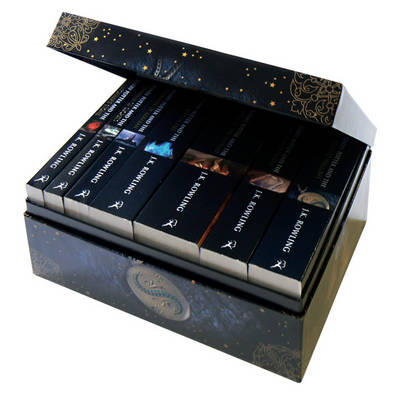 Harry Potter Adult Paperback Boxed Set: Adult Edition (Paperback)