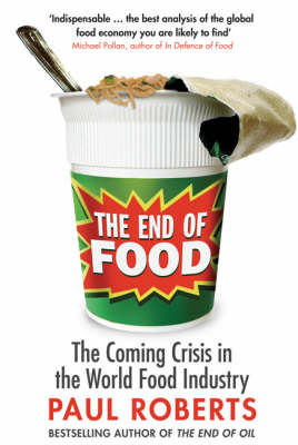 The End of Food (Paperback)