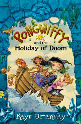 Pongwiffy and the Holiday of Doom (Paperback)