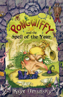 Pongwiffy and the Spell of the Year (Paperback)