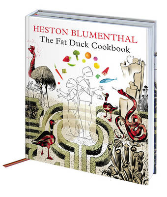 The Fat Duck Cookbook (Hardback)
