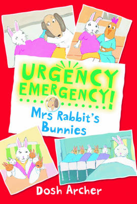 Mrs Rabbit's Babies - Urgency Emergency! (Paperback)