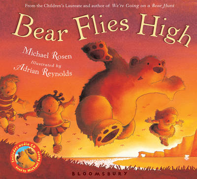 Bear Flies High (Hardback)