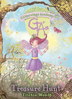 Treasure Hunt - Glitterwings Academy No. 10 (Hardback)