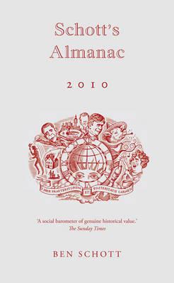 Schott's Almanac 2010 (Hardback)