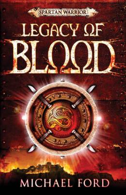 Legacy of Blood: Spartan 3 (Paperback)