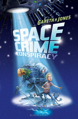 Space Crime Conspiracy (Paperback)