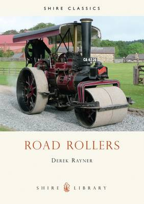 Road Rollers - Shire Album S. No. 281 (Paperback)