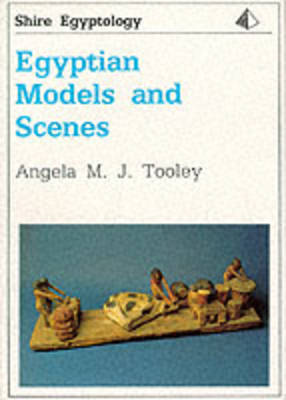 Egyptian Models and Scenes - Shire Egyptology 22 (Paperback)