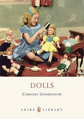 Dolls - Shire Book S. 368 (Paperback)