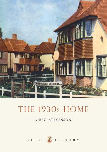 The 1930s Home (Paperback)