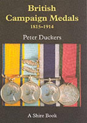 British Campaign Medals 1851-1914 - Shire Album S. 384 (Paperback)