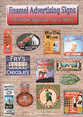 Enamel Advertising Signs - Shire Album S. 3 (Paperback)