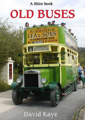 Old Buses - Shire album 94 (Paperback)