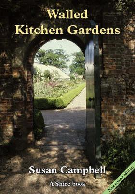 Walled Kitchen Gardens - Shire Album S. 339 (Paperback)
