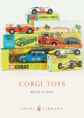 Corgi Toys - Shire Library No. 462 (Paperback)