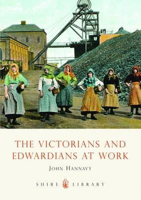 The Victorians and Edwardians at Work - Shire Library No. 549 (Paperback)