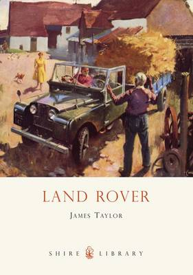 Land Rover - Shire Library No. 498 (Paperback)