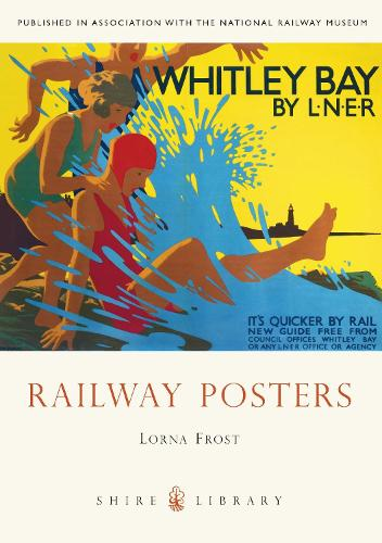 Railway Posters - Shire Library 658 (Paperback)