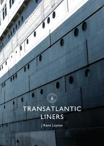 Transatlantic Liners - Shire Library 660 (Paperback)