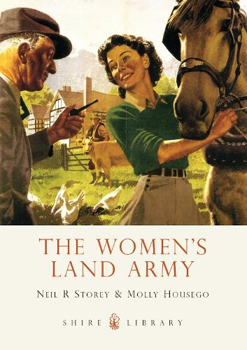 The Women's Land Army - Shire Library 694 (Paperback)