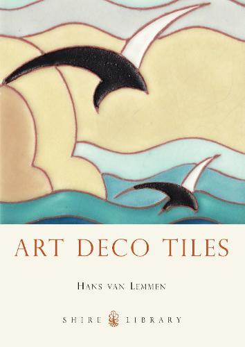 Art Deco Tiles - Shire Library 705 (Paperback)