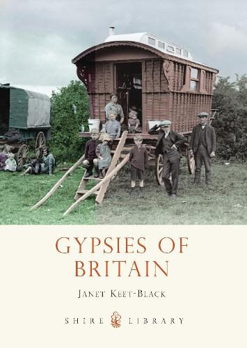 Gypsies of Britain - Shire Library (Paperback)