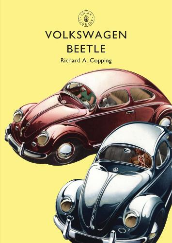 Volkswagen Beetle - Shire Library (Paperback)