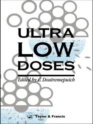 Ultra-low Doses: Biological and Clinical Applications (Hardback)