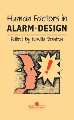 Human Factors in Alarm Design (Hardback)