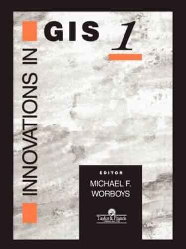 Innovations In GIS (Paperback)