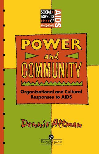 Power & Community (Hardback)