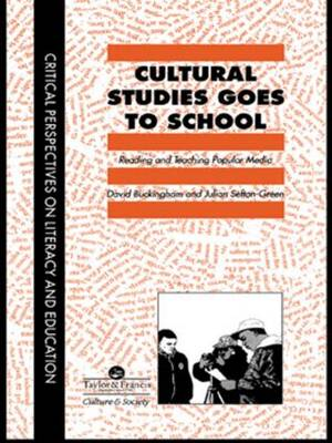 Cultural Studies Goes To School (Hardback)
