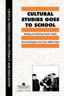 Cultural Studies Goes To School (Paperback)