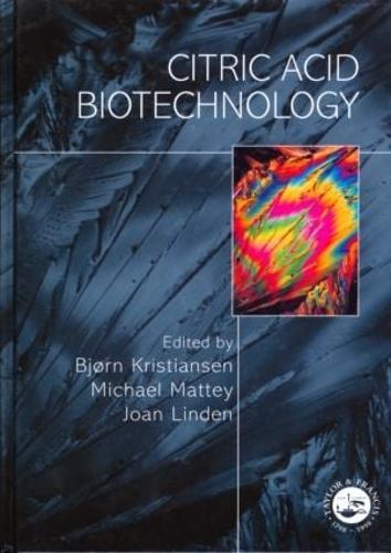 Citric Acid Biotechnology (Hardback)