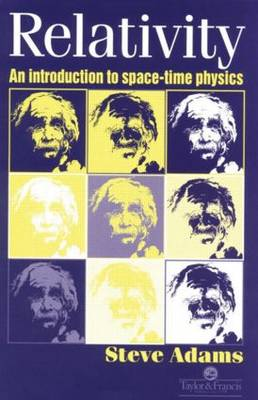 Relativity: An Introduction to Spacetime Physics (Paperback)