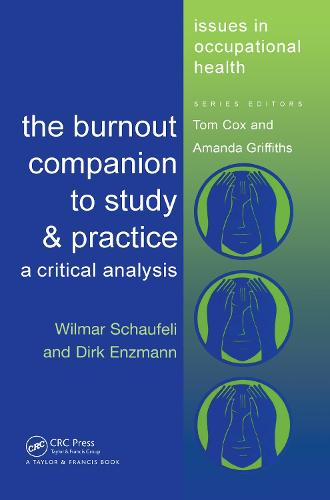 The Burnout Companion To Study And Practice: A Critical Analysis (Hardback)