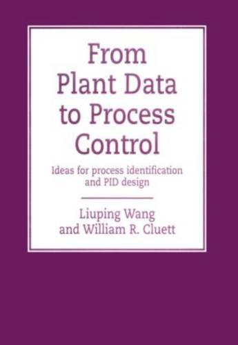 From Plant Data to Process Control: Ideas for Process Identification and PID Design (Hardback)