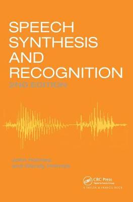 Speech Synthesis and Recognition (Paperback)