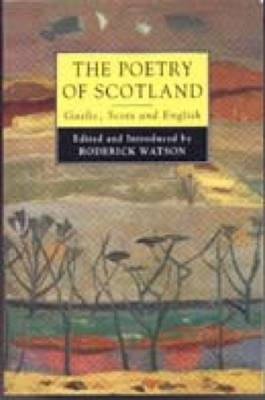 The Poetry of Scotland (Paperback)